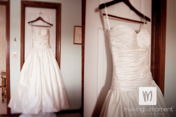 A cleveland winter wedding making the moment photography for Wedding dress shops in cleveland ohio