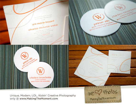 Wedding Branding and Invitation Ideas