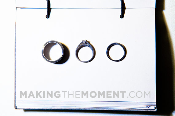 Cleveland Wedding Photography Ring Photographs