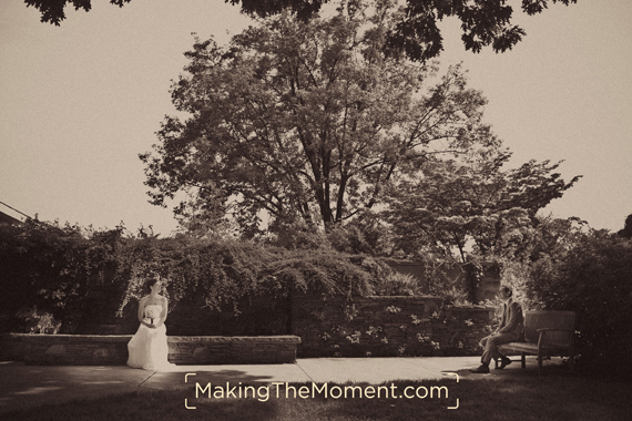 Creative Cleveland Botanical Gardens Photographer