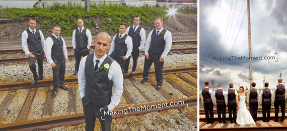 Cleveland Wedding Photographer Artistic