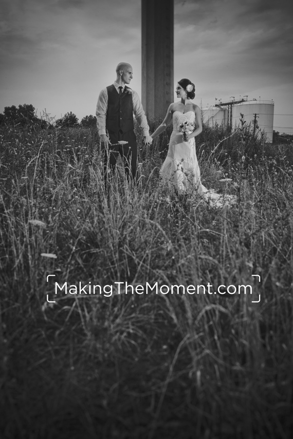 Beautiful Cleveland Wedding Photographer