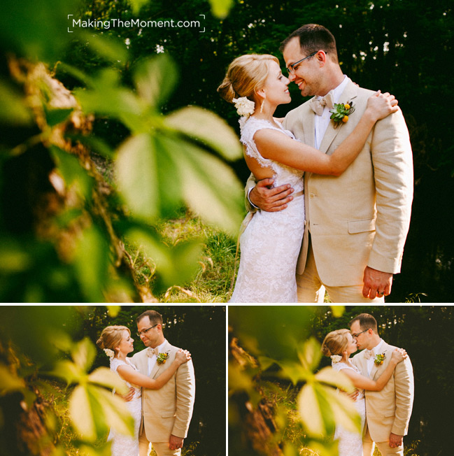 Country Wedding Photographer at Brookside Farm Ohio