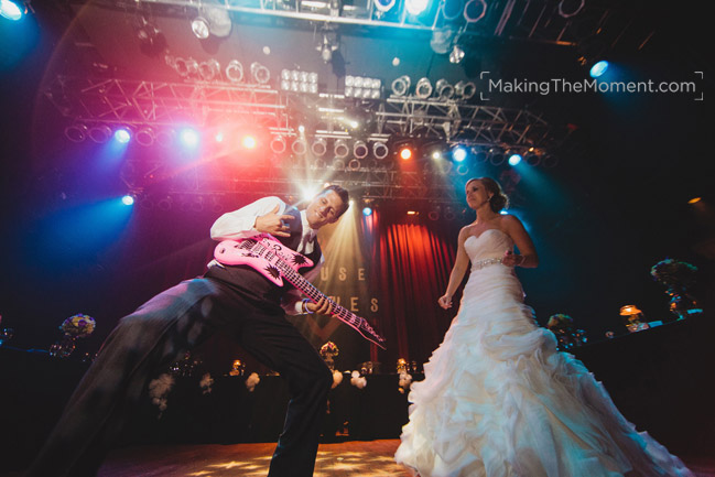 cleveland house of blues wedding reception