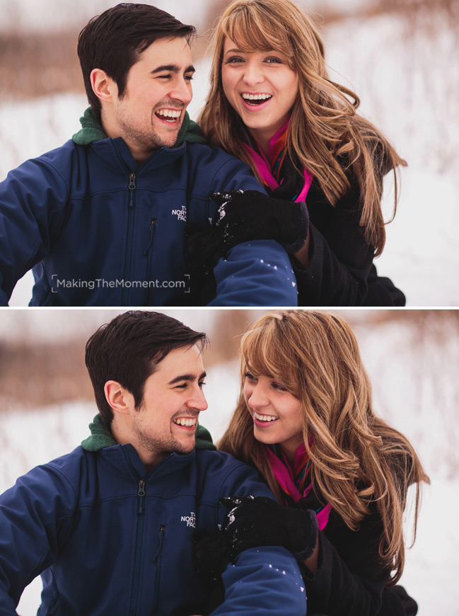 Engagement Session Photographer In Cleveland