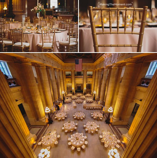 Wedding Venues In Cleveland: Making The Moment Photography