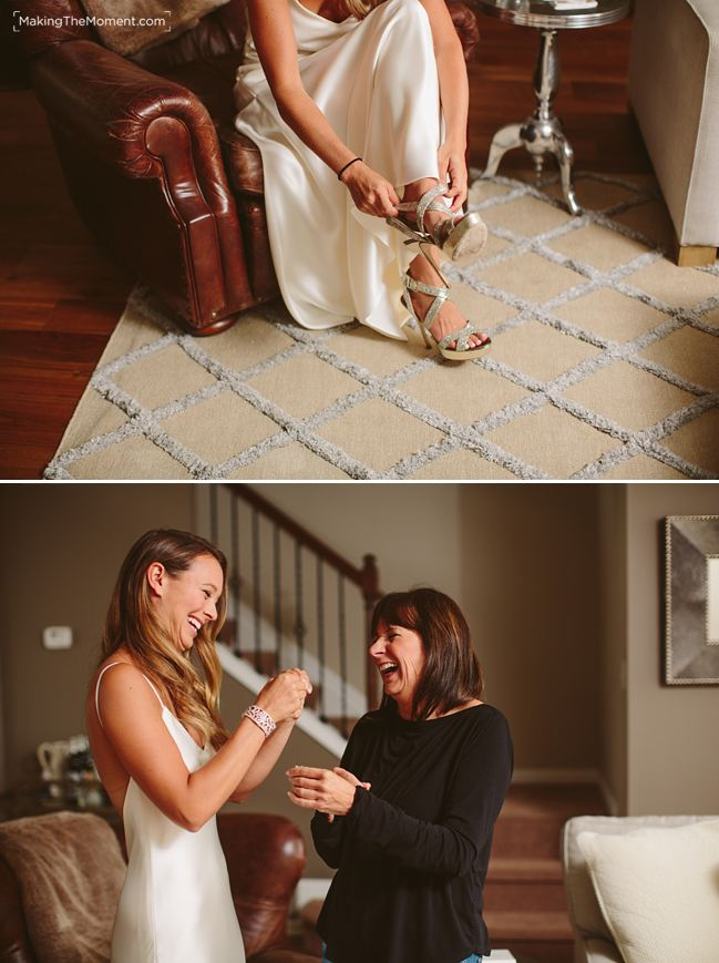 Candid Wedding Photographer in Cleveland