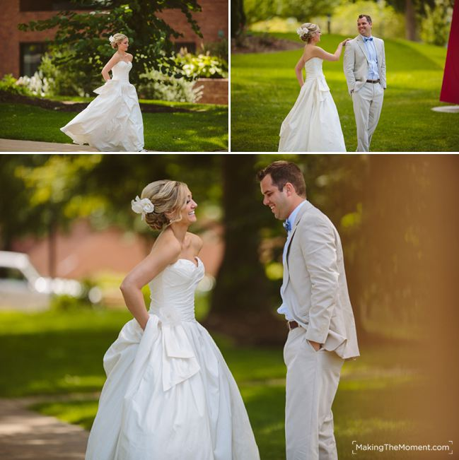 Creative Wedding Photographer in Cleveland