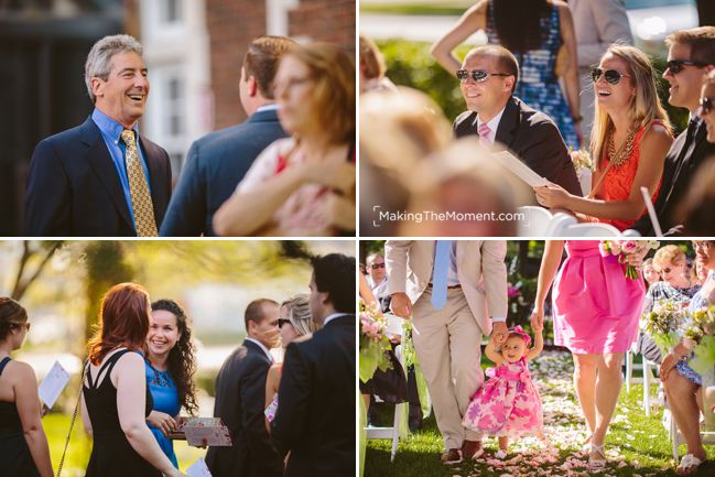 Glidden House Cleveland Wedding