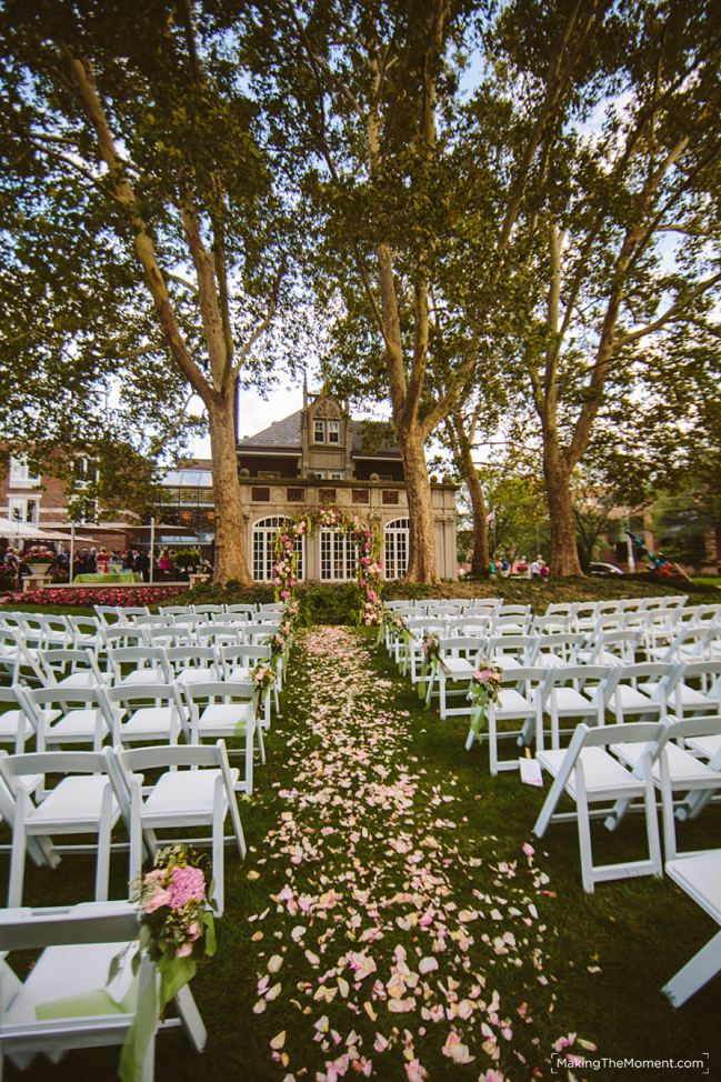 Wedding at Glidden House