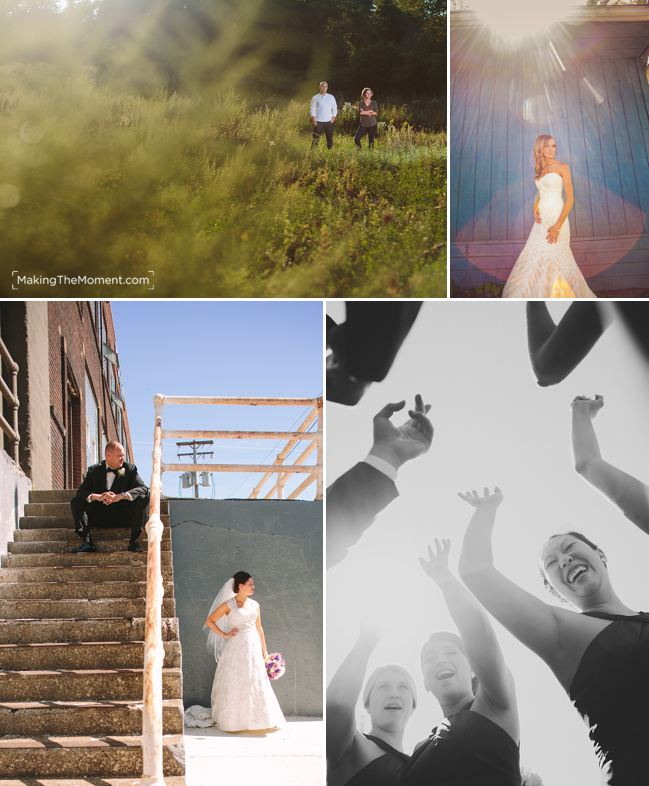 Cleveland Wedding Photographer