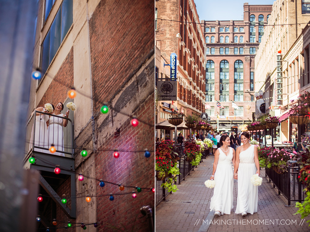 LGBT Wedding Photographer Cleveland