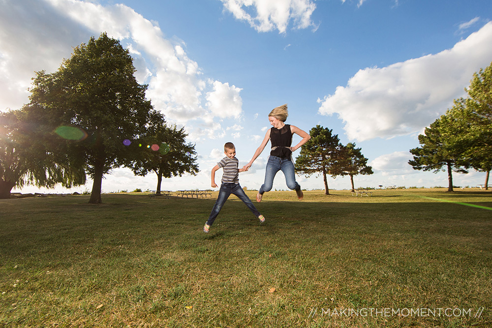 Cleveland Family Photographer Session