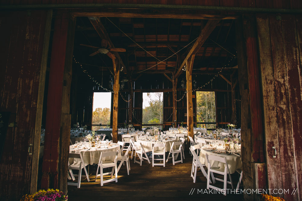 Conrad Botzum Farmstead Wedding