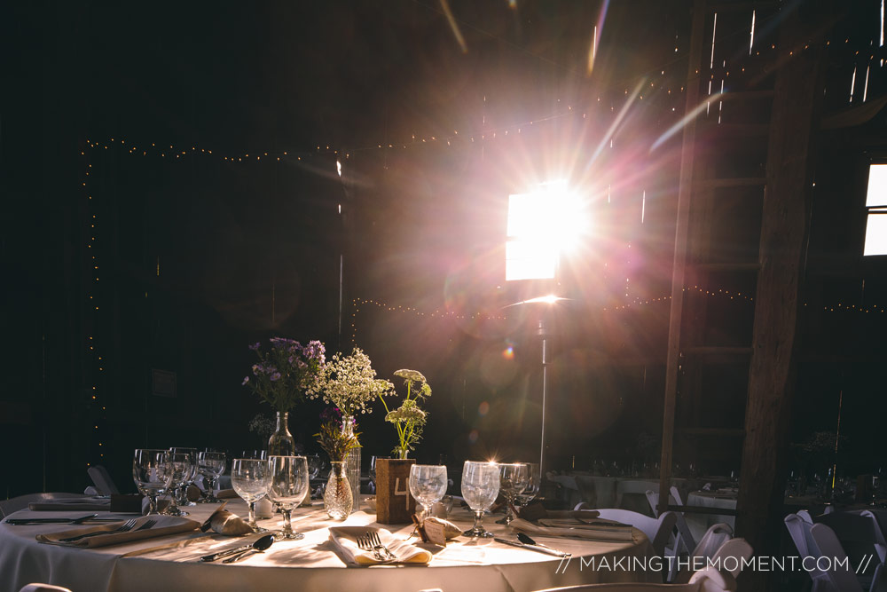 Botzum Farms Wedding Reception