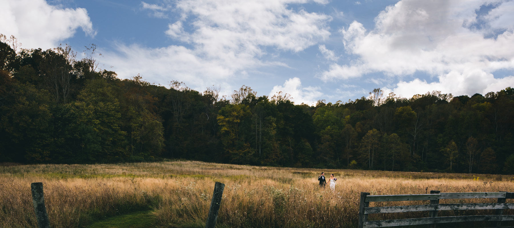 Cassie + Anthony // Gosh Barn It!