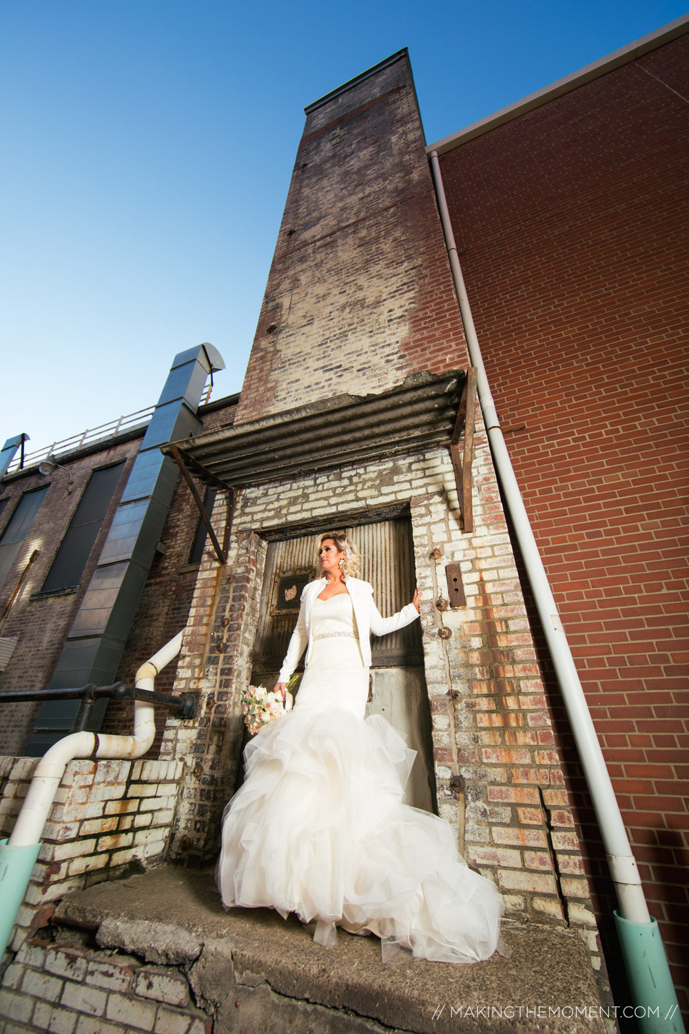 Unique Wedding Photographer Akron