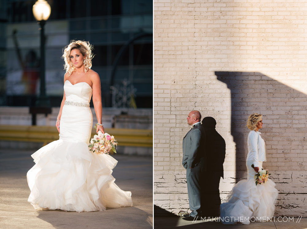 Candid Wedding Photographers Akron