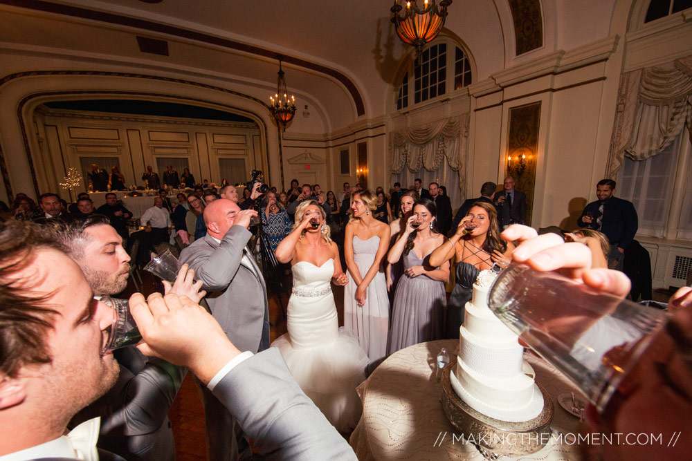 Greystone Hall Wedding Reception