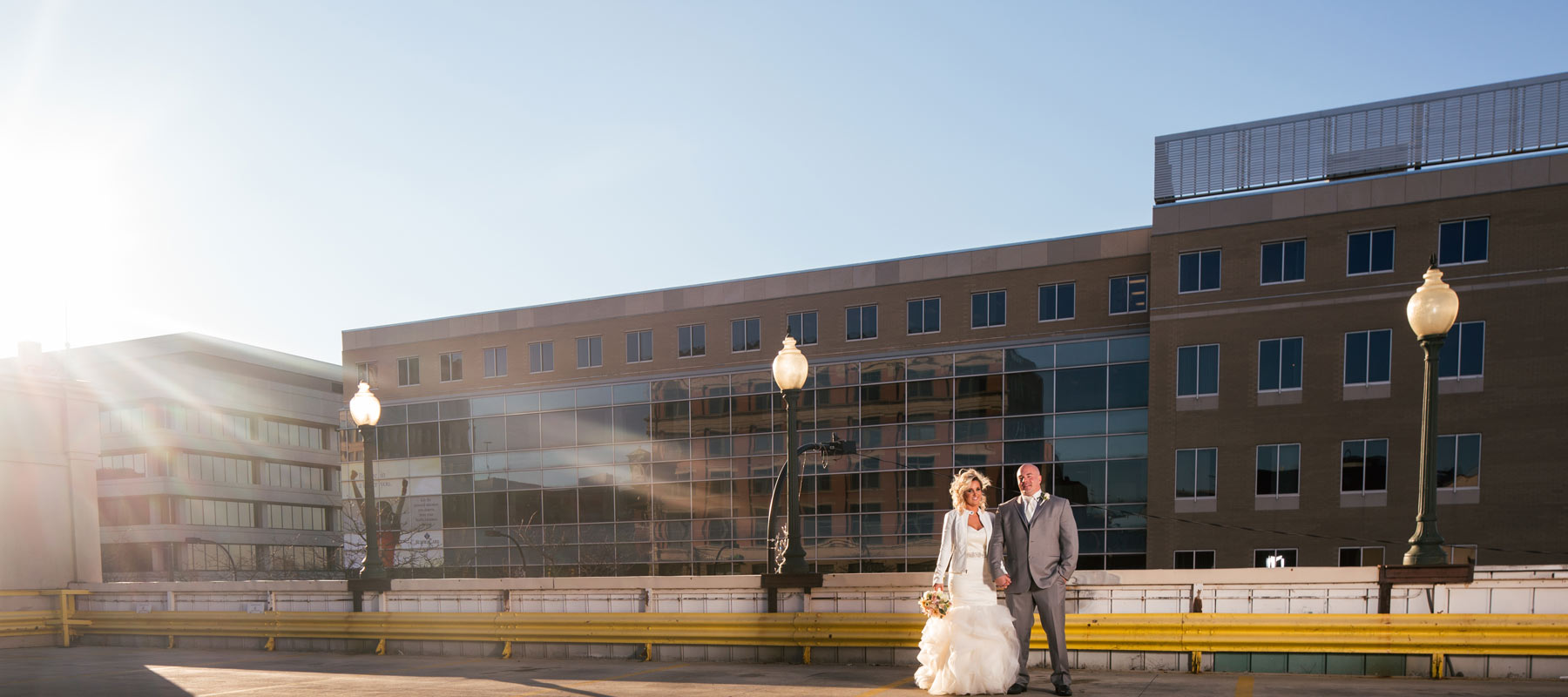Megan + Perry // Akron-ym for Awesome