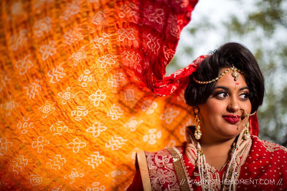Artistic Indian Wedding Photographers Cleveland