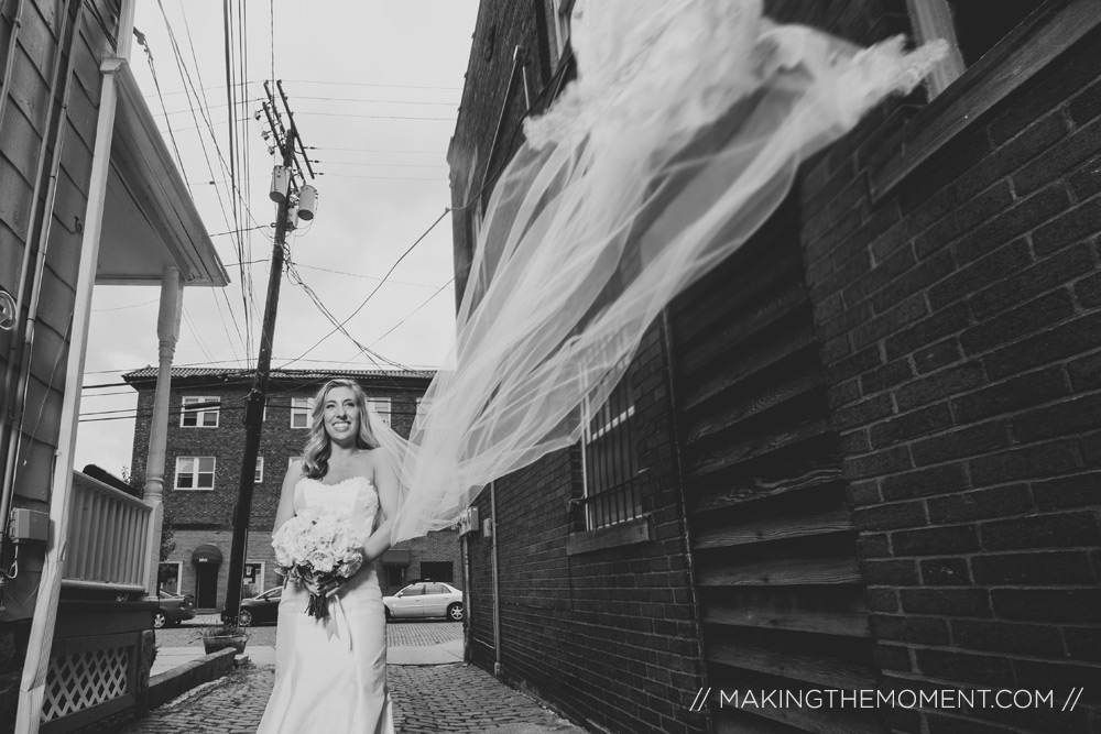 Photojournalistic Wedding Photographer Cleveland