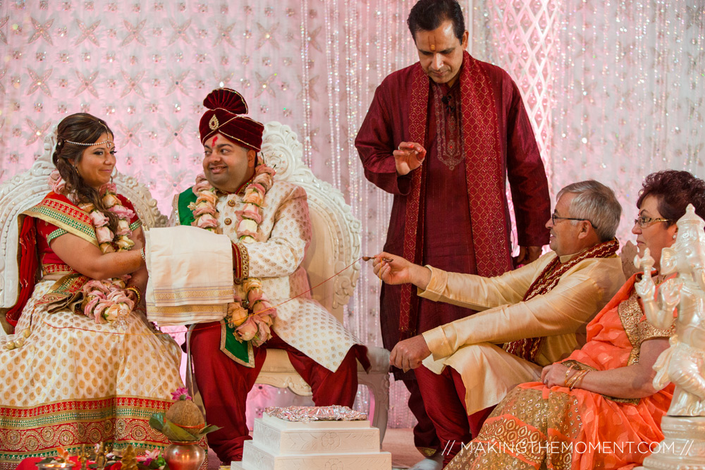 Indian Wedding Ceremony Venue Cleveland