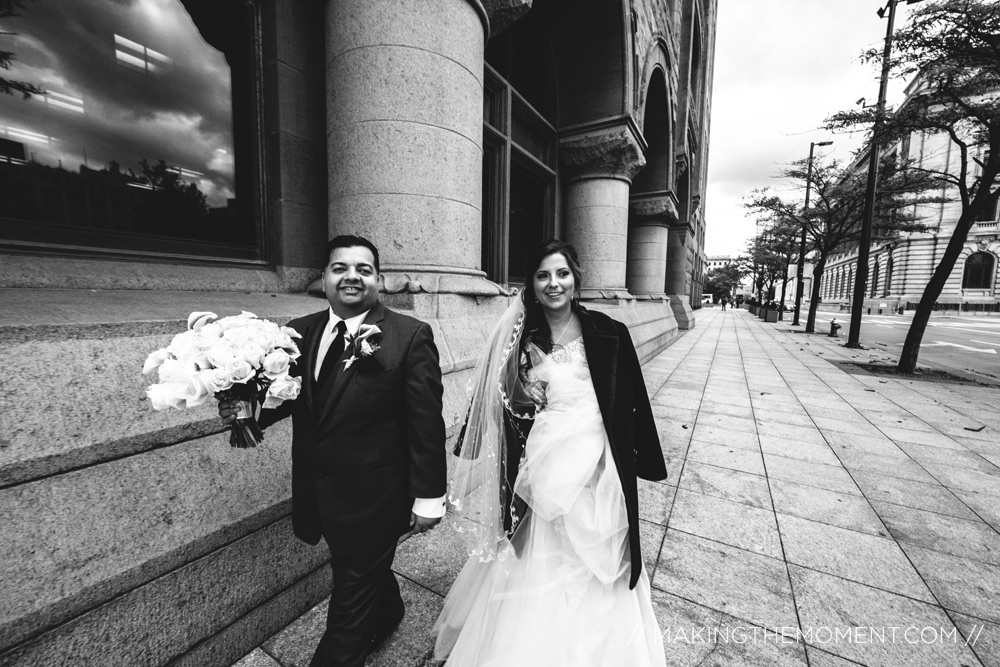 Best wedding photographers in Cleveland