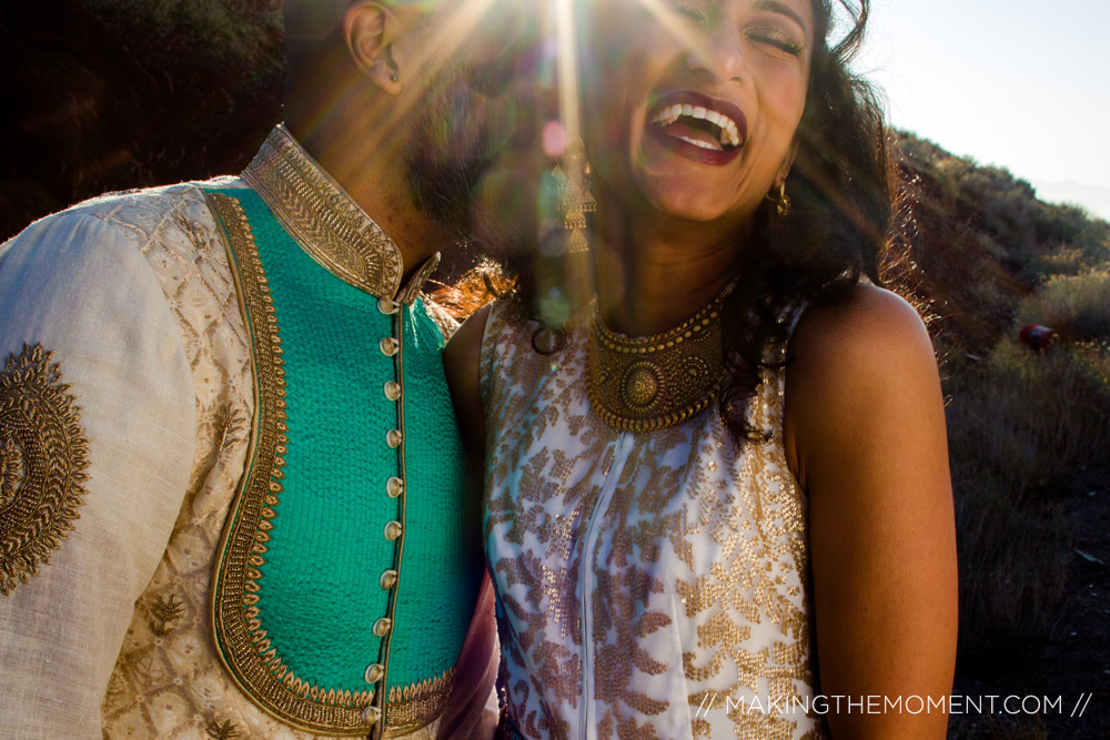 Fun Indian Wedding Photographer
