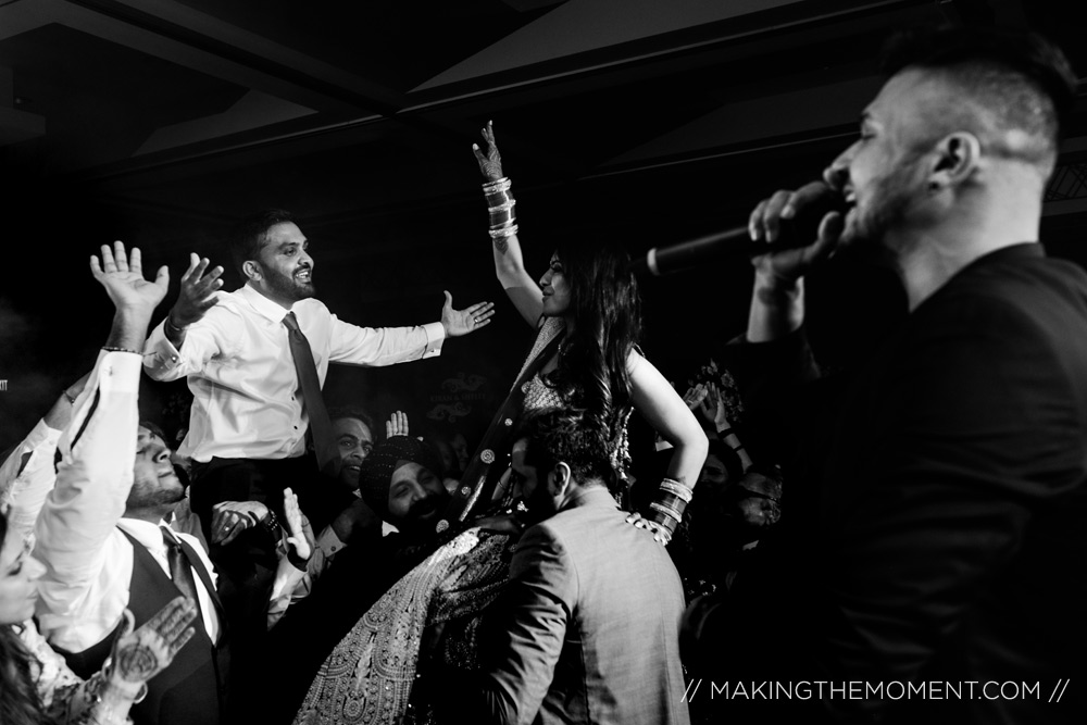 Mickey Singh Indian Wedding ReceptionMickey Singh Wedding Recep