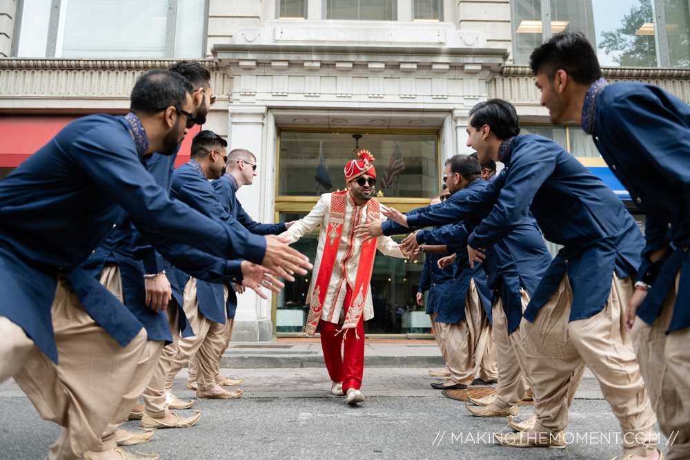 Hyatt Louisville indian wedding
