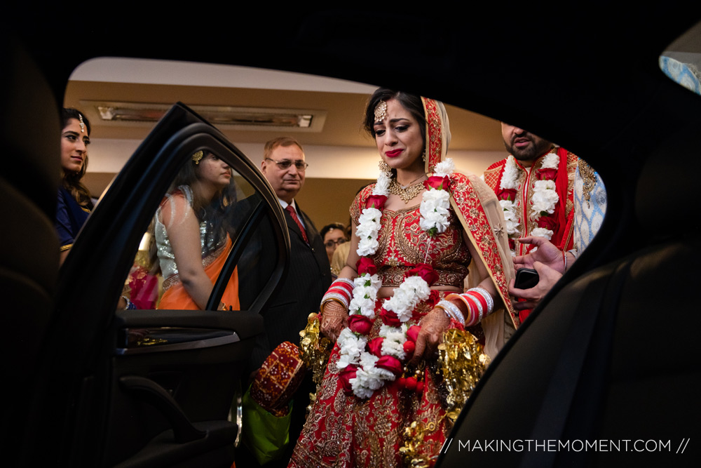 indian bride wedding photographer