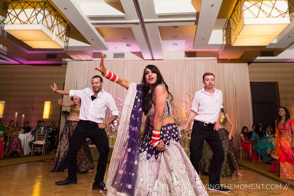 Louisville Indian Wedding Reception