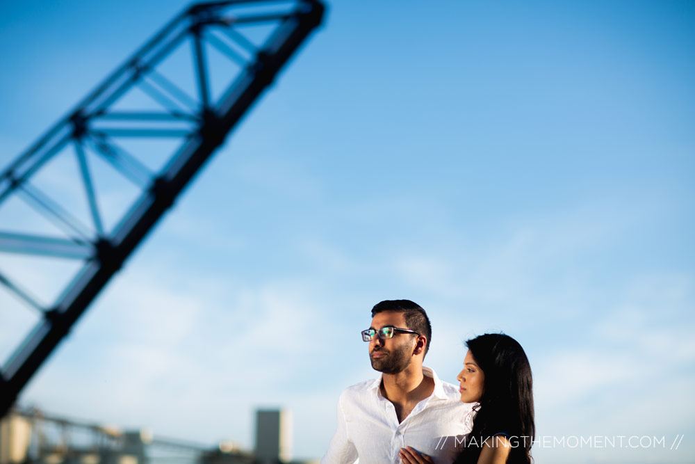 Engagement Session Photographer Cleveland