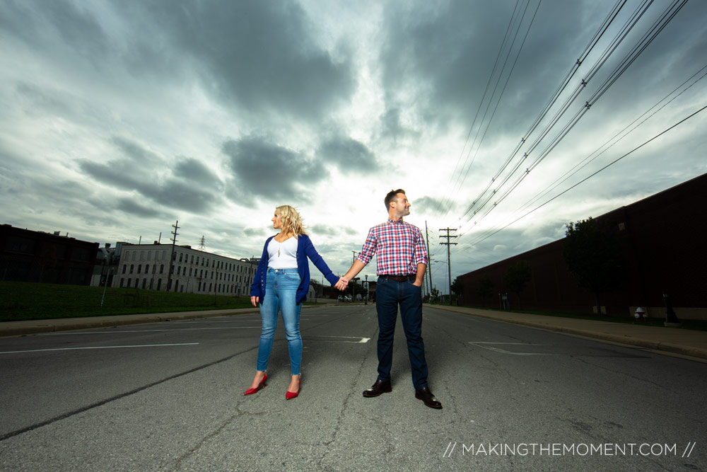 Sandusky Wedding Engagement Session