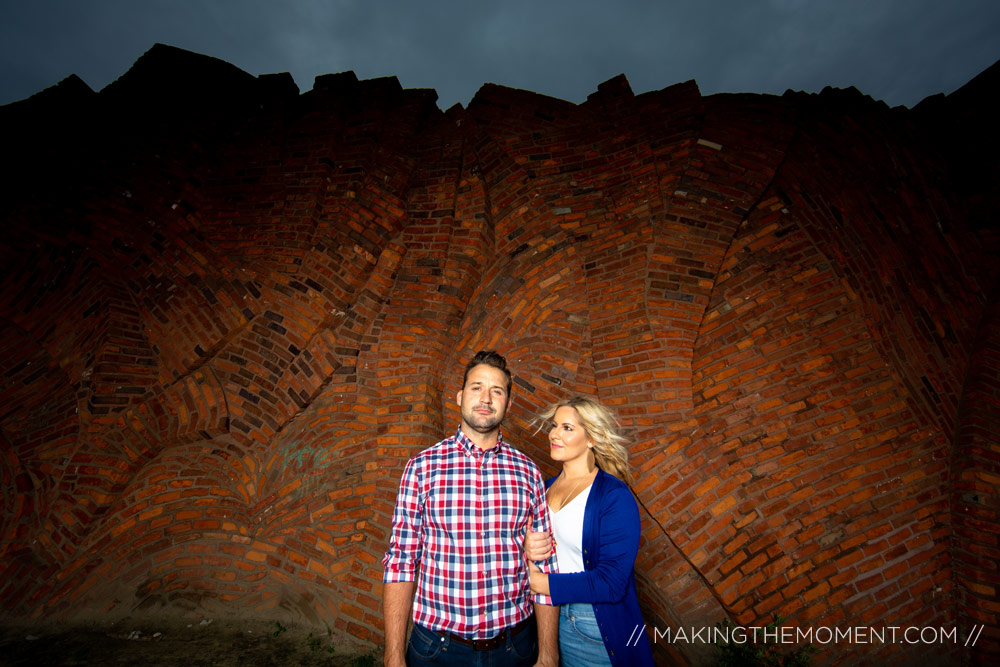 Ohio Wedding Engagement Session