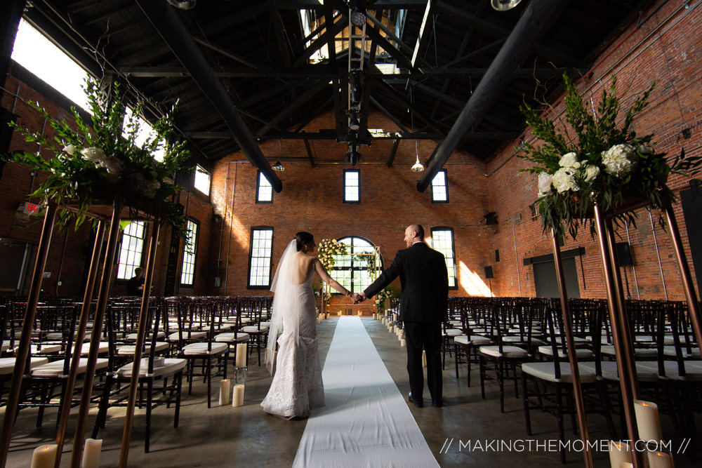 Tenk Cleveland wedding