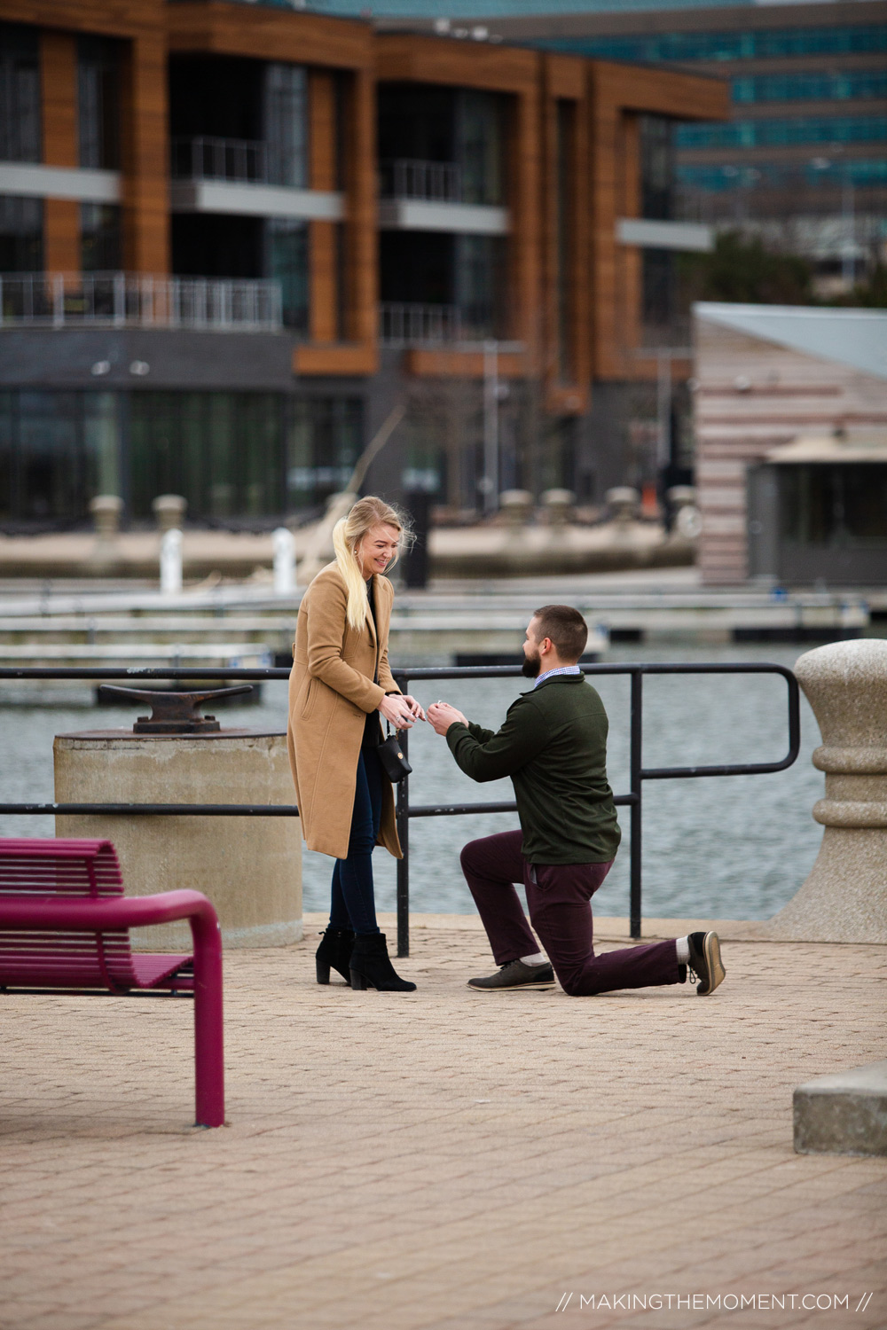 Proposal Photography Cleveland