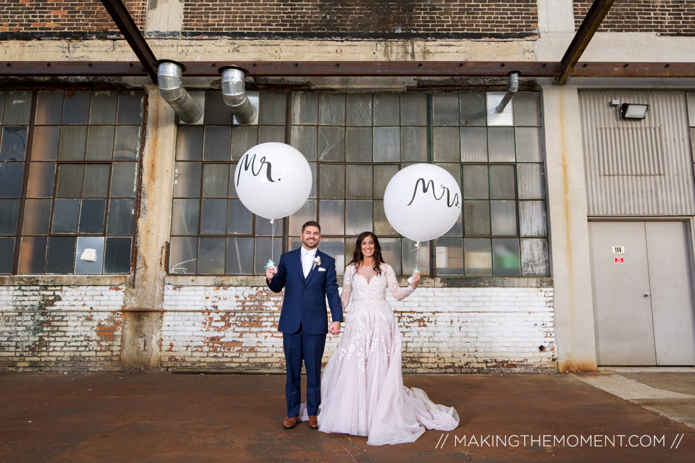 Artistic Wedding Photopgraphy Cleveland