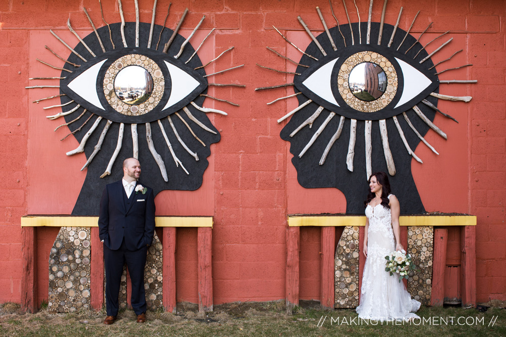 Artistic Wedding Photographer Cleveland